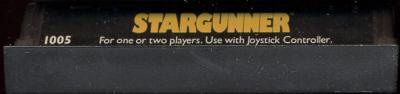 Stargunner - Cartridge Scan