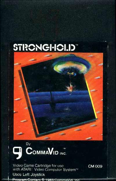 Stronghold - Cartridge Scan