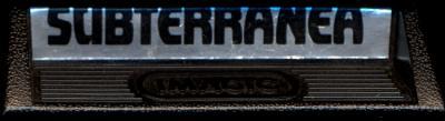 Subterranea - Cartridge Scan
