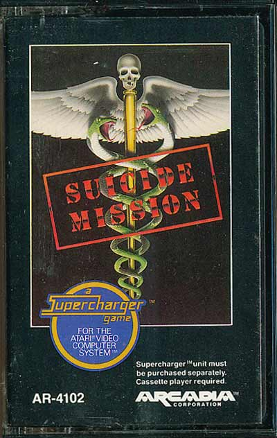 Suicide Mission - Cartridge Scan