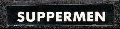 Suppermen - Cartridge Scan