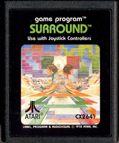 Surround - Cartridge Scan