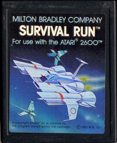 Survival Run - Cartridge Scan