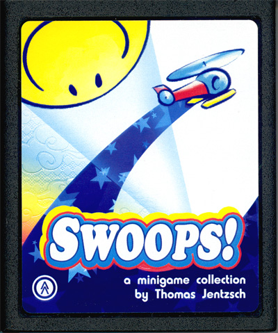 SWOOPS! - Cartridge Scan
