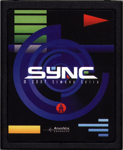 Sync - Cartridge Scan