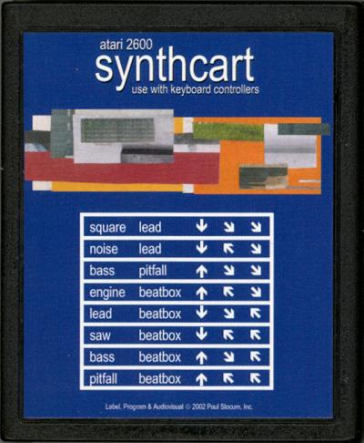 Synthcart - Cartridge Scan