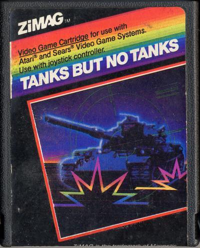 Tanks But No Tanks - Cartridge Scan