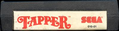 Tapper - Cartridge Scan
