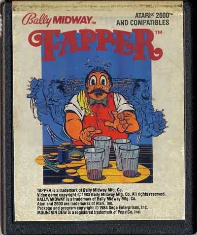 Tapper - Cartridge Scan