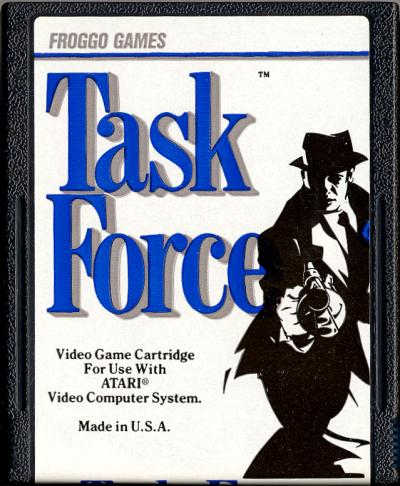 Task Force - Cartridge Scan