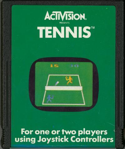 Tennis - Cartridge Scan