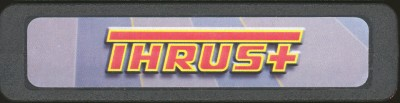 Thrust+ Platinum - Cartridge Scan