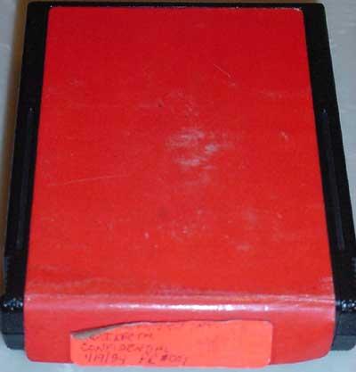Thwocker - Cartridge Scan