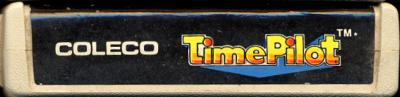 Time Pilot - Cartridge Scan
