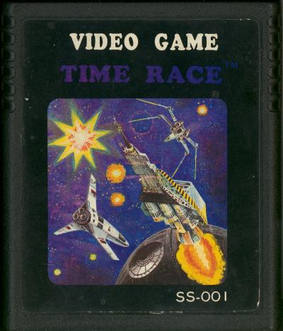 Time Race - Cartridge Scan