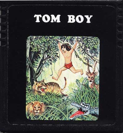 Tom Boy - Cartridge Scan