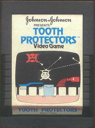 Tooth Protectors - Cartridge Scan