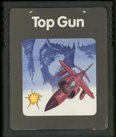 Top Gun - Cartridge Scan