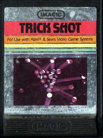 Trick Shot - Cartridge Scan