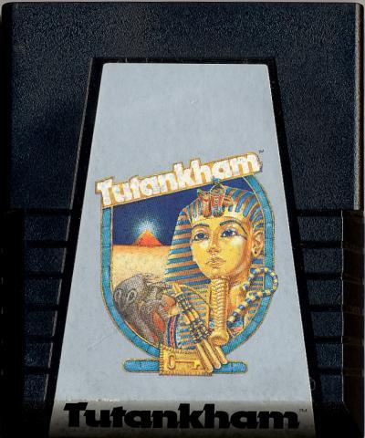 Tutankham - Cartridge Scan