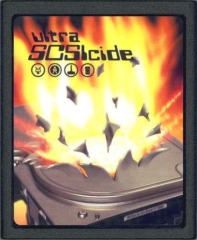 Ultra SCSIcide - Cartridge Scan
