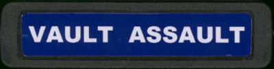 Vault Assault - Cartridge Scan