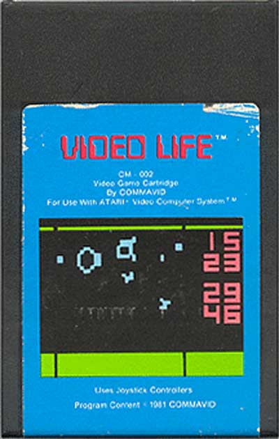 Video Life - Cartridge Scan