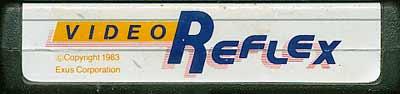Video Reflex - Cartridge Scan