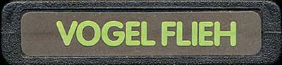 Vogel Flieh - Cartridge Scan