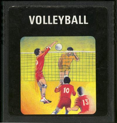 Volleyball - Cartridge Scan