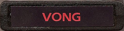Vong - Cartridge Scan