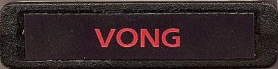 Vong - Cartridge Scan