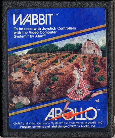 Wabbit - Cartridge Scan
