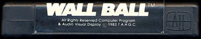 Wall Ball - Cartridge Scan