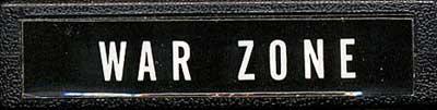 War Zone - Cartridge Scan