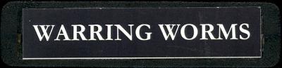 Warring Worms - Cartridge Scan