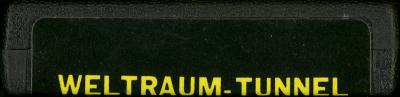 Weltraum-Tunnel - Cartridge Scan