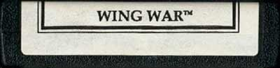 Wing War - Cartridge Scan