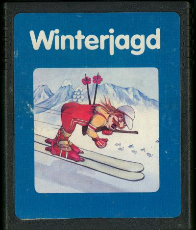 Winterjagd - Cartridge Scan
