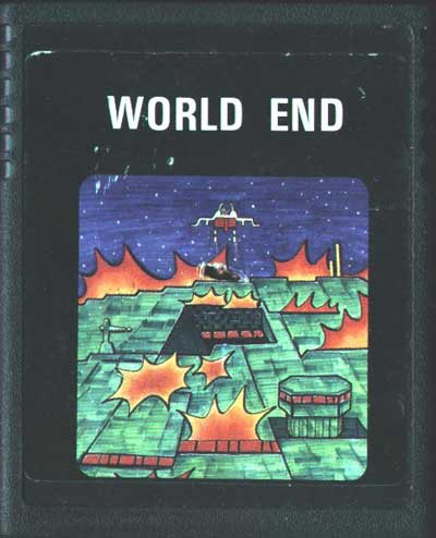 World End - Cartridge Scan