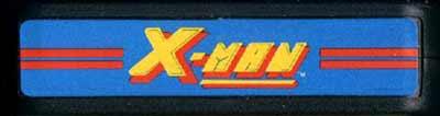 X-Man - Cartridge Scan