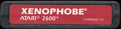 Xenophobe - Cartridge Scan