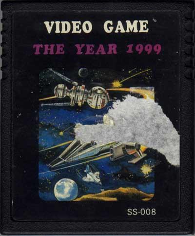 Year 1999, The - Cartridge Scan