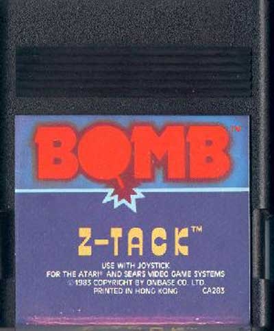 Z-Tack - Cartridge Scan