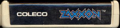 Zaxxon - Cartridge Scan