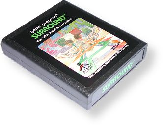 Atari - Picture Label Variation