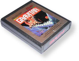 Atari - Silver Label Variation