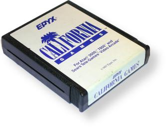 Epyx - Standard Label Variation