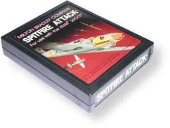 Milton Bradley - Standard Label Variation