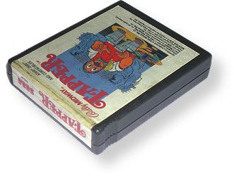 Sega - Standard Case Label Variation
